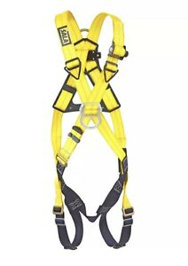 Dbi Sala Delta No Tangle Crossover Safety Harness 1102010 Universal Size New