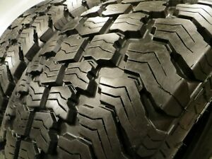 Like New 2 Two Kumho Road Venture A t At Lt325 60 r18 119s 8pr D 325 60 18 1853