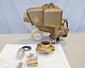 New Ampco Centrifugal Water Pump R Series Self Priming Rc2 2x2a 2 Bronze