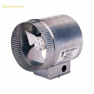Tjernlund Ef 6 Duct Booster Fan 6
