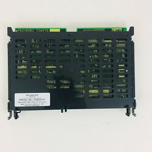 Panasonic Vb 444302 Time Switch Card For 576