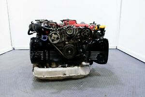 Compression Tested Ej207 Engine Swap With Ecu Tmic Downpipe Version 9 Vf37 Turbo