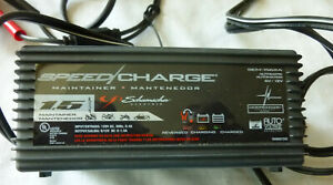 Schumacher 1 5a 6 12 Volt Speed Charge Battery Charger Maintainer Trickle Charg