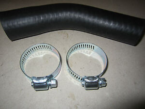 Jeep Wrangler Tj Fuel Filler Gas Hose Neck To Tank W Clamps