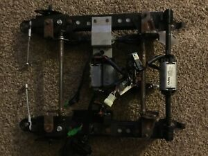 Chevrolet Corvette C6 Right Passengers Power Seat Track Motor Assembly 05 13
