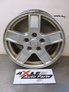 Oem 2005 2007 Jeep Grand Cherokee Laredo 17 Wheel Rim 17x7 5 B Con W Center Cap