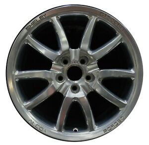 18 Ford Shelby Mustang Cobra Gt500 Alcoa Forged 2008 2009 Factory Oem Rim Wheel
