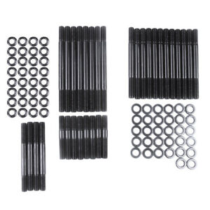 Sbc Head Stud Kit For Alum Or Iron Heads Sbc Head Bolts