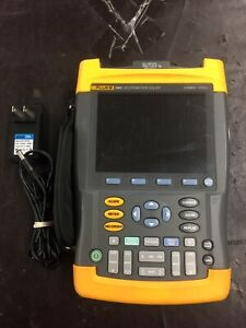 Fluke 196c Scopemeter Color