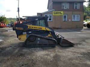 New Holland C185 Track Loader