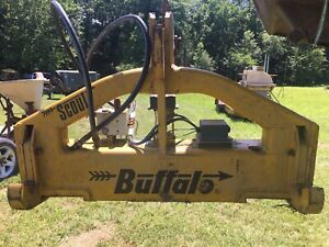 Buffalo Farm Equipment Scout Guidance System