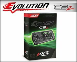Edge Evolution Cs2 Diesel Tuner Fits 01 16 Chevy 94 15 Ford 03 12 Dodge