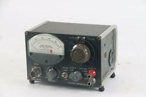 General Radio Company Type 1232 a Tuned Amplifier And Null Detector
