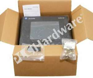 New Allen Bradley 2711 t10c20 d Panelview 1000 Color Touch ethernet rs 232 pr