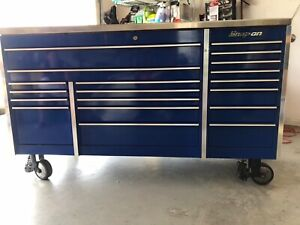 Snap On Master Series Roll Cabinet