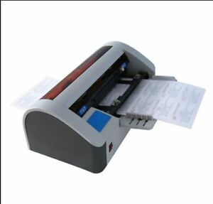 220v Desktop Semi automatic Business Name Card Cutter B