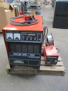 Airco Pulse Arc 350 Transistorized 350 Amp Welder Wire Feed 575 V Input Used