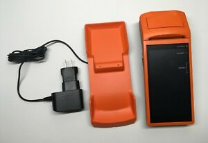 Android Pos Terminal Bluetooth Receipt Thermal Printer Barcode Scanner Sunmi V1