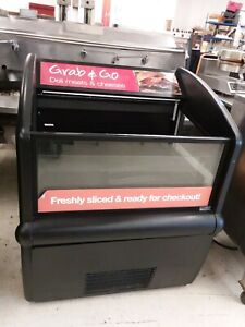 grab And Go Cooler Display Merchandiser Used