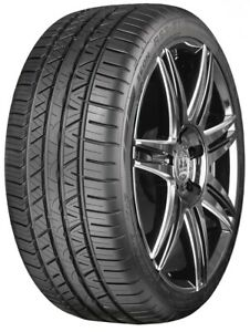 1 New Cooper Zeon Rs3 G1 94w 50k Mile Tire 2354517 235 45 17 23545r17