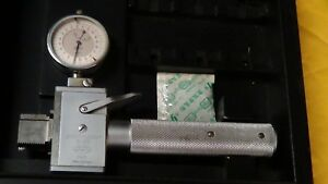 Mahr Internal Thread Gage 7 8 20 Fast Check Production Tool