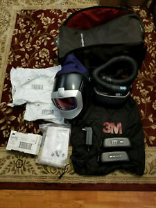 3m Speedglas Welding Helmet 9002x With Adflo Filter Pack Kit