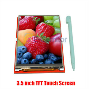 3 5 Inch Tft Touch Screen Lcd Display 480x320 Uno R3 Board For Arduino Mega 2560