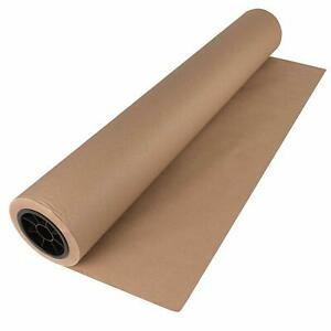 Brown Kraft Paper Roll 30 x200 Ft 2 400 Single Roll Made In The Usa 100 R