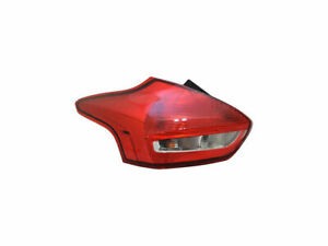 Left Driver Side Tail Light Assembly For 2015 2018 Ford Focus 2016 2017 T386dw