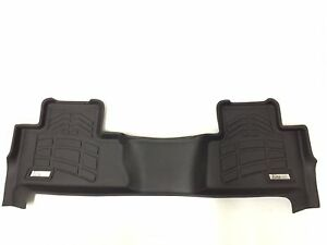 2nd Row Sure fit Floor Mats 2002 2006 Cadillac Escalade Ext Esv