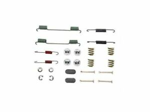 Rear Drum Brake Hardware Kit For 1985 1986 Dodge Omni Glh W813hn