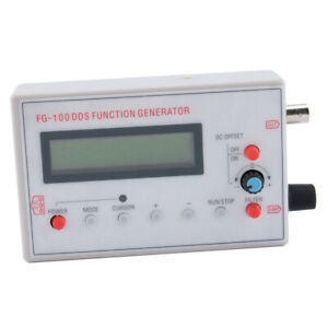 Dds Function Signal Generator Module Sine square triangle Wave Frequency