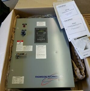 200a Automatic Transfer Switch thompson Technology