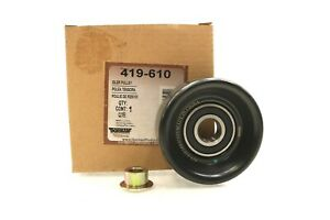 New Dorman Drive Belt Idler Pulley 419 610 Buick Chevy Gmc Olds Dodge Jeep Ford