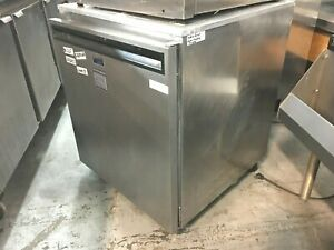 Freezer Delfield Under counter With Table Top Finish Stainless steel 1 Door