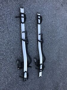 Bmw Oem Bike Racks Set Of 2 Touring Bicycle Holder