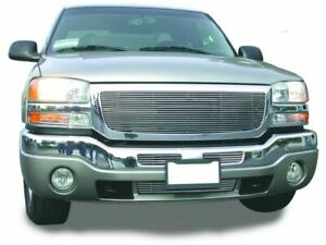 Grille For 2003 2006 Gmc Sierra 3500 2004 2005 Q667vd