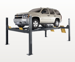 Bendpak Hds 14lsxe 14 000 Lb Capacity Alignment Lift Limo Extended