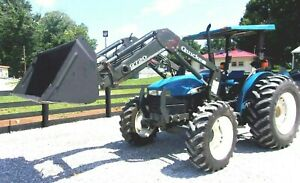 2000 New Holland Tn 75 Tractor low Hrs delivery 1 85 Per Loaded Mile