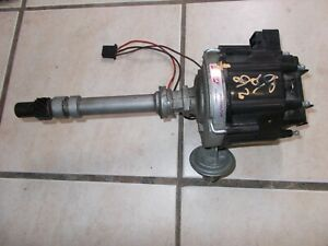 Chevy Mallory Ignition Distributor Part 8548201c Used