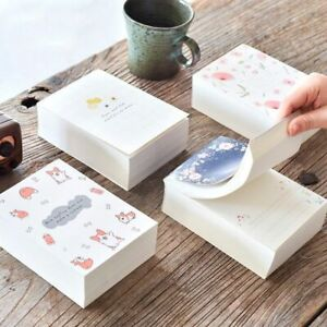Kawaii 375 Sheets Memo Pad Message Paper Notes To Do It Tab Paperlaria Daily Wee
