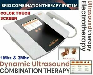 Ultrasound Electrotherapy Combination Stress Relief Therapy Machine Healer