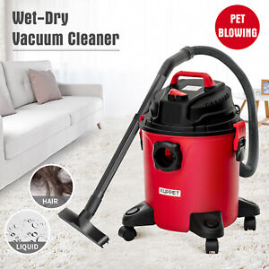 Portable 5 3 Gallon 3 in 1 Wet Dry Vacuum Cleaner Vac Shop 3 5 Peak Hp W Blower