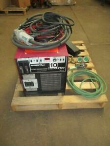 Thermal Arc Ultima 150 Plasma Welding System Single Phase Used Excellent