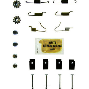 Drum Brake Hardware Fits 2012 2016 Toyota Camry Centric Parts
