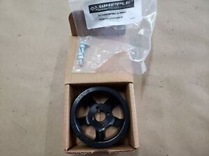 2003 2004 Ford Mustang Cobra Svt Whipple Supercharger Pulley New 3 625