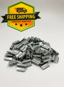 Wheel Balancing Weights Mc Type Coated Clip On 25 Oz 50 Pieces Free Shipping