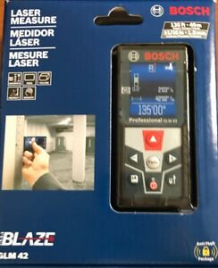 Bosch Blaze Glm 42 135 Ft Laser Measure
