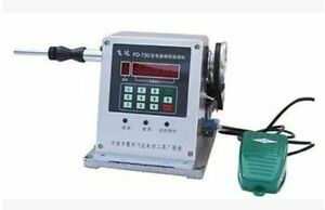 Computer Controlled Coil Transformer Winder Winding Machine 0 03 0 8mm 220v Only