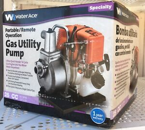 Honda Waterace 1 Water Pump W Honda 4 Cycle Engine 40 Gal min New In Box